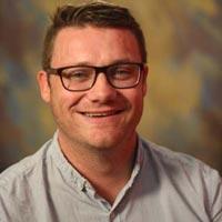 Ian Aldridge's head shot photo