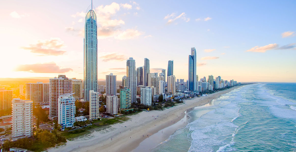 Photo of the Gold Coast DeeperLook office