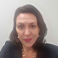 Tania Lacey's head shot photo