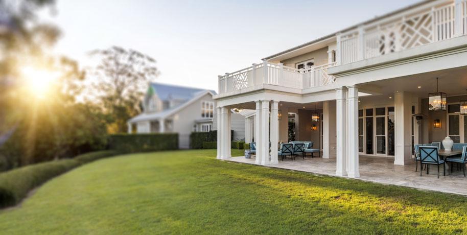 Portfolio hero image for the Build Prestige Homes website